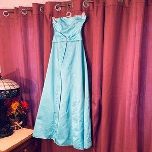 Cinderella's gown